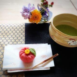 テーブルスタイル茶道体験会