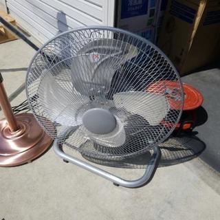 工業用扇風機 45センチアルミ羽
