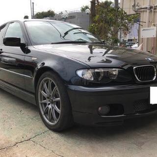 BMW 320i Mスポーツ(E46)