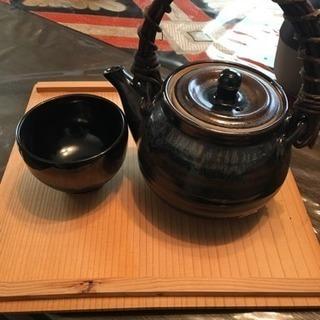 茶器セット 薩摩焼