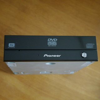 パイオニア製内蔵型DVDドライブ USED