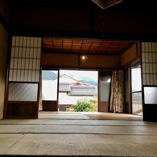 ⭐︎絶景の和室⭐︎岐阜県中津川市山口の一軒家!