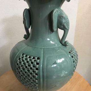 花瓶 未使用
