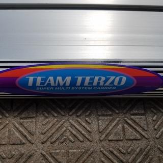 サイクルキャリア車内積載用(TERZO・EC23M)