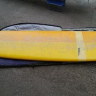 ロングサーフフィンボート