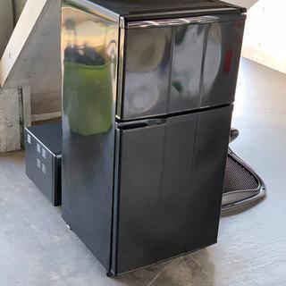 98L 2ドア冷凍冷蔵庫(Haier)