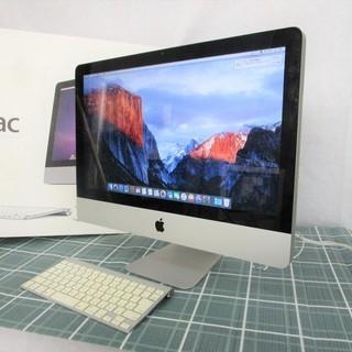 きれい!Apple iMac Late 21.5インチA1311...