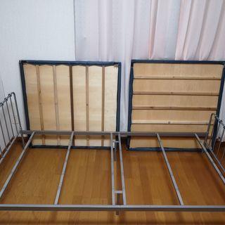 【2000円】シングルベッド【売ります】 - 売ります・あげます