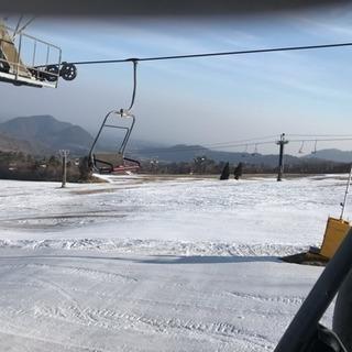 スノーボードラストシーズン!北九州〜