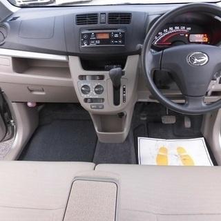 H25 ムーヴ L SA 4WD キーレス ETC エコアイドル 車検32年4月 13402 - ダイハツ