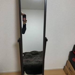 決まりましたニトリ鏡