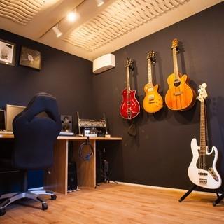 BeNa-Studio | 箕郷町の小さなギター教室