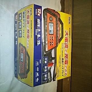 BAL 12Vバッテリー専用充電器 No.2707