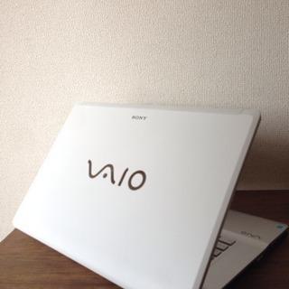 1台限り‼️大画面16インチ人気VAIOソニー最新Windows...