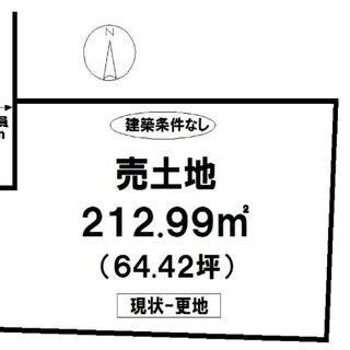 松山市堀江町の更地【700万円/64.42坪】