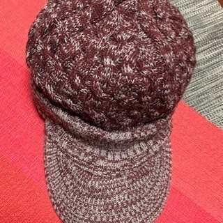 帽子が好きな方いかがですか?