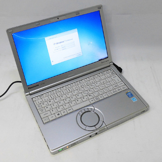【限定1台/赤字】最軽量モバイルPanasonic-CF-SX3...