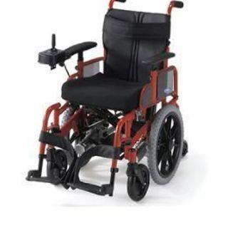電動車椅子 ピンク色を出品予定
