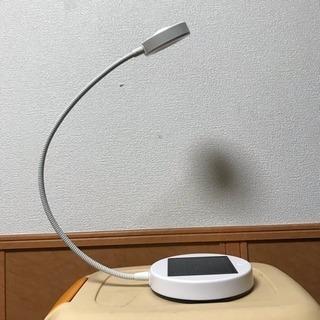 IKEA ソーラー充電 スタンドライト