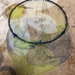 【取引中】タモの網