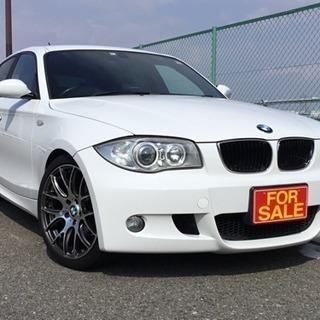 BMW1シリーズ MスポーツPKG 社外マフラー 18AW ホワイ...