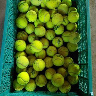 交渉中 中古テニスボール