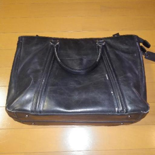 8fac11ca8c3e 鞄 ビジネスバッグ カバン 黒 約W45×H30 (yosayan) 大阪の服 ...