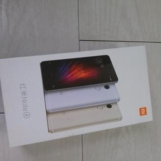 Xiaomi RedmiNote4 画面割れ