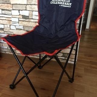 アウトドア 折りたたみチェア 椅子 ジャパンカップ2015