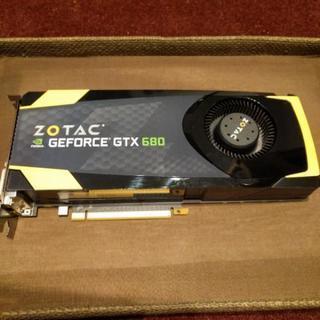 グラフィックボード GTX680 4GB