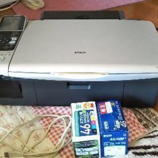 プリンター  EPSON  PX-A720  純正インク付き!