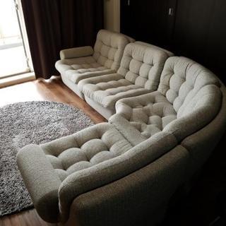 ソファーさしあげます。 日本フクラ