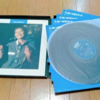 越路吹雪 LP盤5枚セット
