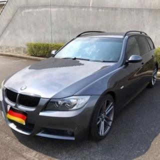 ☆☆  BMW320iツーリング 希少 ガンメタMスポーツPKG ☆☆