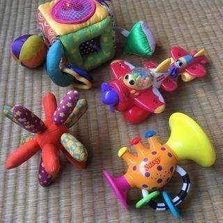 フィッシャープライスなどのベビーおもちゃ色々