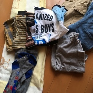 男の子夏服90~100