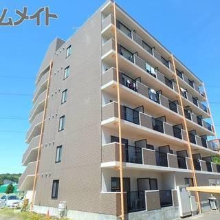 初月賃料がワンコイン(500円)!!関市倉知 1Kマンション 家...