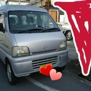 値下げ‼ スクラム バン  車検2019 .10.まで