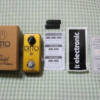 "美品!tc electronic ""DITTO LOOPER"" ..."