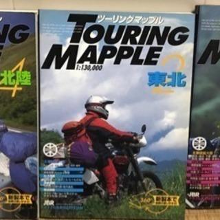 02年版ツーリングマップ関東、東北、中部北陸