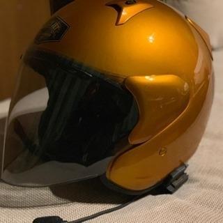 DIC製美品ヘルメット KRAZY JET
