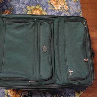 スーツケース 布製 ATLANTIC