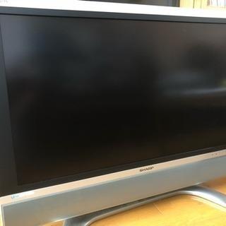 液晶テレビ 37 inch シャープ