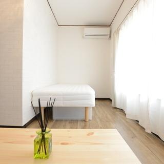 【丸ノ内線/新中野徒歩5分!残り1部屋!】女性限定。完全個室!鍵付...