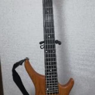 【終了】5弦ベース