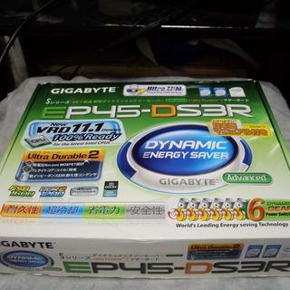 LGA775マザーボード GIGABYTE GA-EP45-DS...