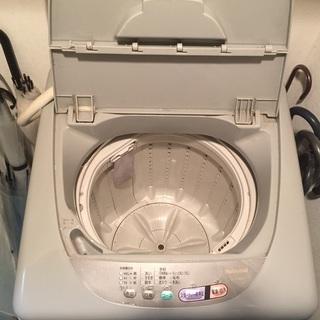 (引き渡し中)洗濯機を無料差し上げます 4.2kg