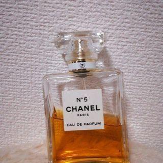 CHANEL Paris N°5 EAU DE PARFUM シ...