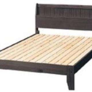 ニトリ セミダブル ベッド マットレス セット