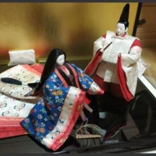 源氏物語 日本人形 雛人形
